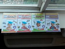 YOUR BABY CAN READ 1-3 DVDS SET Early Language Development System + 1 xtr open