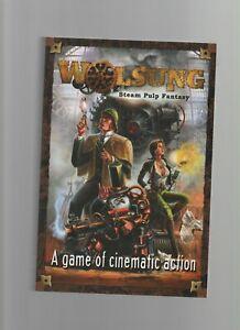 Wolsung - Steam Pulp Fantasy - Kuznia Gier - SC - 2012 - Artur Ganszyneic.