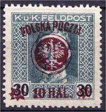 (PL) Poland Polen Polska Fi 22 b ** expertised by Korszen