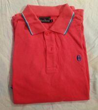 Polo Cont Of Florence tg.s Rosa maglietta mezza manica