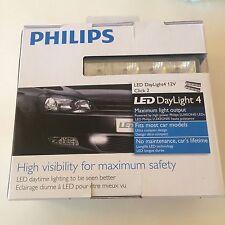 NUOVO Philips LED Luce Diurna 4 12V fare clic su 2 12820wledx1