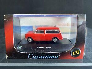 Cararama Mini Van, Scale 1:72, BNIB, Die Cast.