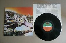 Led Zeppelin Houses Of The Holy LP Early Pressing Columbia Record Club Release