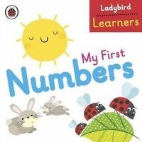 Ladybird Learners My First Numbers-ExLibrary
