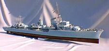 """Impressive, genuine model ship kit by Deans Marine: the """"Z37 Narvick"""""""