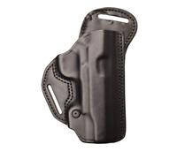 Blackhawk Leather Check-Six Black Holster, Size 18 RH For S&W MP 9/40 4in