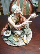 VBCM italy lav. a mano by Vincenzo Bertolotti Italy figurine THE FORTUNE TELLER