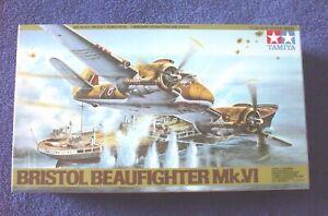 Tamiya  - Bristol Beaufighter Mk.VI - 1/48 scale  - Brand new - VGC