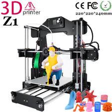 2018 3D printer Upgraded Quality High Precision Reprap Prusa i3 DIY Printer EG