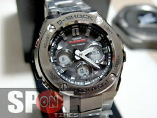 Casio G-Shock G-Steel Super Illuminator Tough Solar Men's Watch GST-S310D-1A