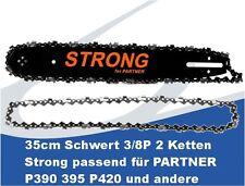35 cmSchwert und 2 Ketten   Strong passend für PARTNER