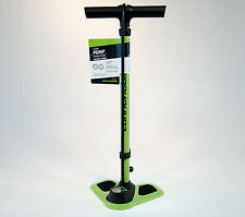 Cannondale Bicycle Floor Pump Airport Nitro Green/Black