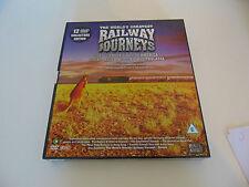North America Railwayana DVDs & Videos