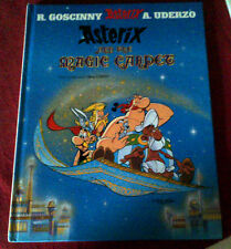 Goscinny, Rene, Uderzo, Albert  Asterix and the Magic Carpet:No 28 Hardback