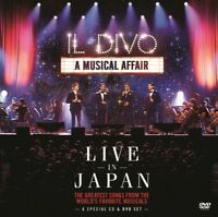 A Musical Affair: Live in Japan, 1 Audio-CD + 1 DVD (Special CD & DVD Set)