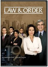 Law & Order: The Nineteenth Year [New DVD] Boxed Set, Snap Case