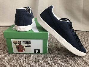 Puma Clyde Frosted MenTrainers Size UK 9 EUR 43