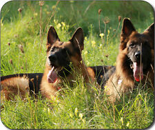 German Shepherd Dogs Large Mousepad Mouse Pad Great Gift Idea