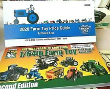 2 Farm Toy Price Guide Tractor & Machinery Brand New