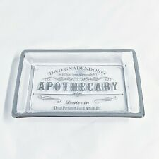 Bella Lux Dr. H. Gnadendorff Apothecary Soap Dish Silver FREE SHIPPING