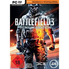 Battlefield 3 - Premium Edition (PC, 2015, Origin Key Download Code) Keine DVD