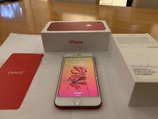 APPLE IPHONE 7 128GB RED, ROSSO, CONDIZIONI OTTIME,GRADO A