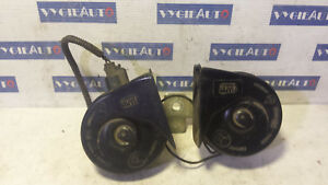 2008 FORD FOCUS C-MAX TWIN DUAL ELECTRIC HORN SIREN 3M5T-13A803-CA OEM