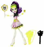Monster High Ghoul Sports Spectra Vondergeist Doll , New, Free Shipping