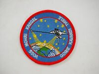 Nasa Space Shuttle Endeavour Mission STS-99 Patch Voss Mohri Kre Insignia Patch