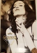 MADONNA~ LIKE A PRAYER~RARE~ 23 X 34~ PROMO ONLY~ IN STORE ~ PROMO POSTER
