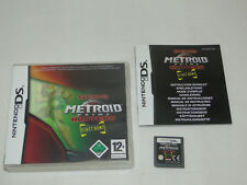 Nintendo DS Metroid Prime Hunters First Hunt - DEMO -  mit Anleitung