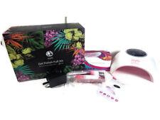 Joytii Gel Nail Polish Full Kit Nail Gel UV Lamp Nail Tools Kit B1 OPEN BOX