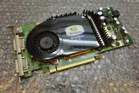 256MB Dell Nvidia Quadro Fx 3450 Pci-E Dual DVI Carte Graphique T9099 0T9099
