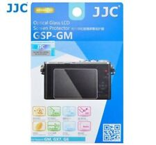 JJC GSP-GM Ultra-Thin Optical Glass LCD Screen Protector for Panasonic GM,GX7,G6