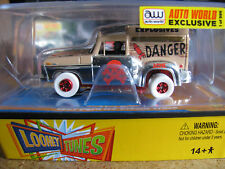 Aw Afx Aurora Wile E Coyote Acme Dynamite Truck Aw Exclusive Ho Slot Car