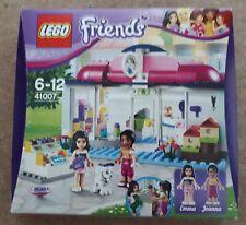 LEGO Friends Heartlake Pet Salon (41007)boxed,manuals,complete
