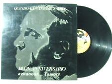 Charles Aznavour – Buon Anniversario -Disco Vinile 33 Giri LP Album ITALIA 1971