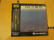 Bingo Miki - Back to the Sea - JVC XRCD XRCD24 CD SEALED TBM Japan