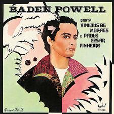 NEW  Canta Vinicius De Moraes e Paolo Cesar Pinheiro by Baden Powell (CD,...