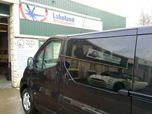 VAN SIDE WINDOW CONVERSION Trafic/Vivaro/Primastar