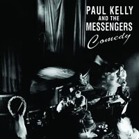 PAUL KELLY & THE MESSENGERS Comedy CD BRAND NEW