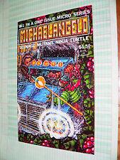 Michaelangelo Teenage Mutant Ninja Turtles #1 1985  1st print