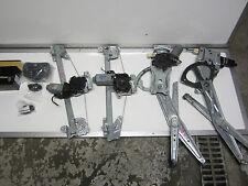 Holden Commodore VT VX Front & Rear Power Window Regulator Switch Motor Set Up