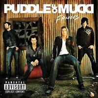 Puddle of Mudd - Famous [PA]  (CD, Oct-2007, Geffen)