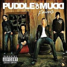 Famous [PA] by Puddle of Mudd CD Mud Psycho Radiate Merry Go Round It Was Faith