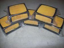 Husqvarna K760 air filter set of 5 Aftermarket Fits K 760 Cut n Break Saw