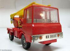 Feuerwehr Leiterwagen MS-25 aus Blech + Kunststoff - DDR