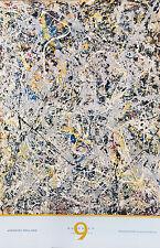 Jackson Pollock No. 9