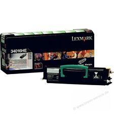 originale Lexmark Toner 34016HE E340 E238 E340 E342 12A8405 nuovo