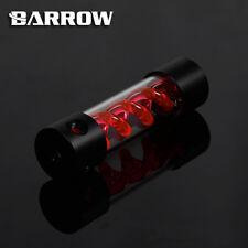 Barrow Cylinder T-Virus Black POM Cap Red Spiral Suspension Reservoir 205mm